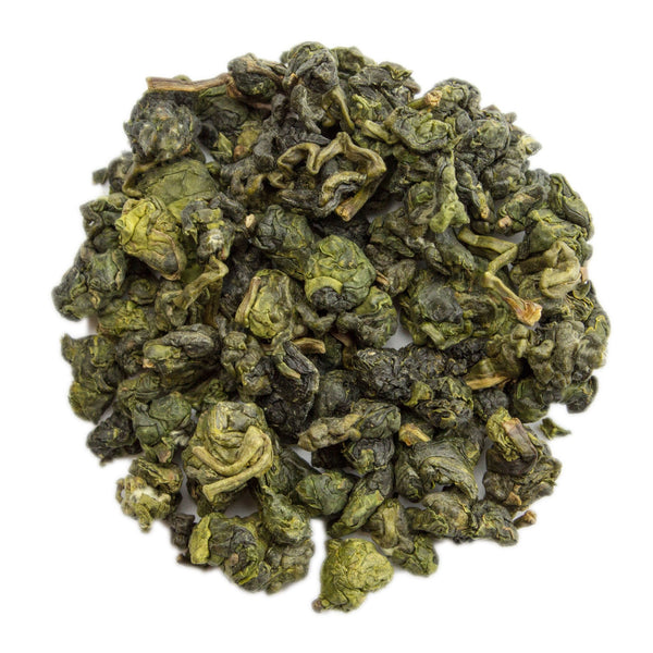PekoeTea Edinburgh Fujian Dong Ding Loose Leaf Oolong Tea