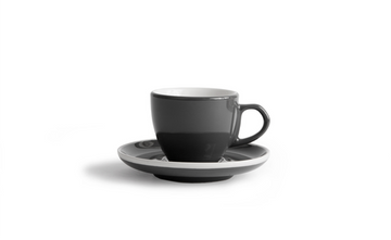 Created Co Curve Espresso Mug Set (Case of 6) (Cool Grey)