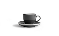 Created Co Curve Espresso Mug Set (Case of 6) (Black)