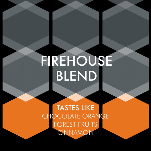 Volcano Coffee Works Firehouse Blend Coffee