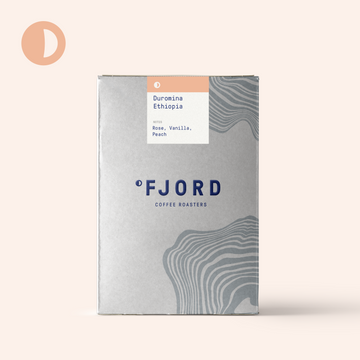 Fjord Ethiopia Duromina Organic Filter Roast Coffee
