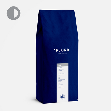 Fjord Fjord Field Blend Espresso Roast Coffee