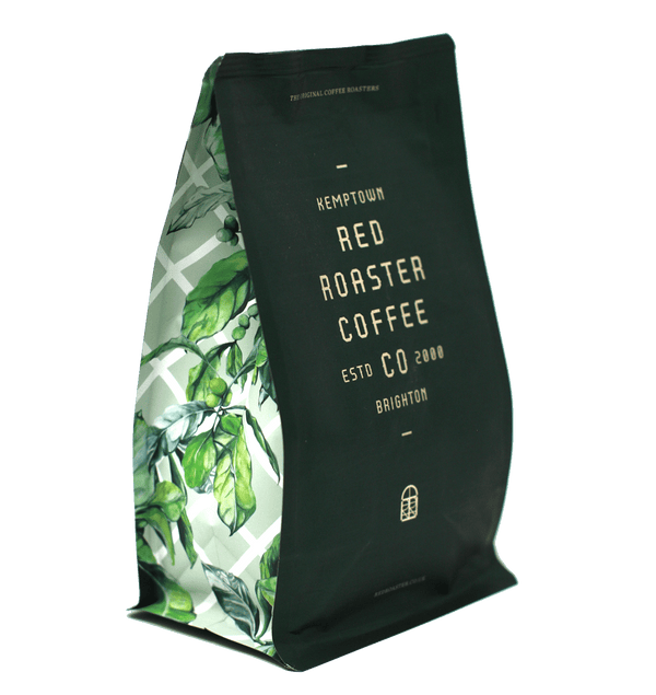 Redroaster Botanical Punk Roasters Pick Coffee