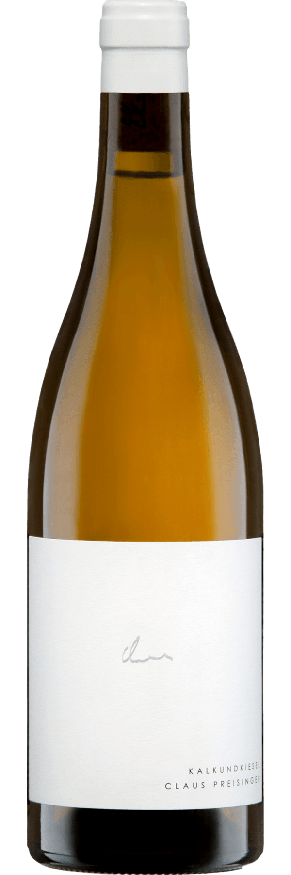 Claus Preisinger Kalk & Kiesel 2016 White Field Blend Wine