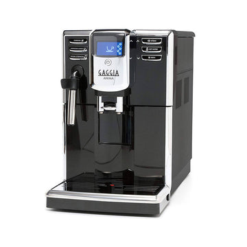 Gaggia Black Gaggia Anima Espresso Coffee Machine (With Pre-Ground Option)