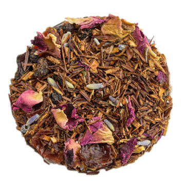 PekoeTea Edinburgh Highland Rooibos Loose Leaf Herbal Tea