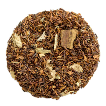 PekoeTea Edinburgh Chai Rooibos Loose Leaf Herbal Tea