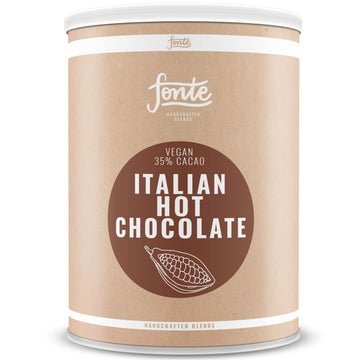 Fonte Italian Hot Chocolate