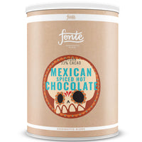 Fonte Mexican Spiced Hot Chocolate