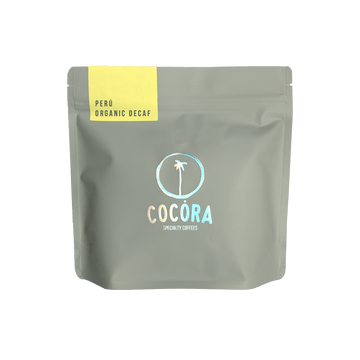 Cocora Perú Organic Decaf Coffee