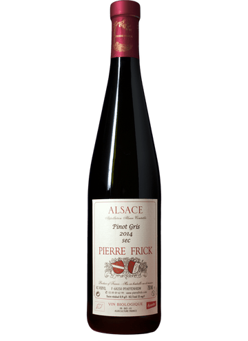 Jean-Pierre Frick Pinot Gris 2014