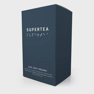Tea Ministry Earl Grey Organic Supertea