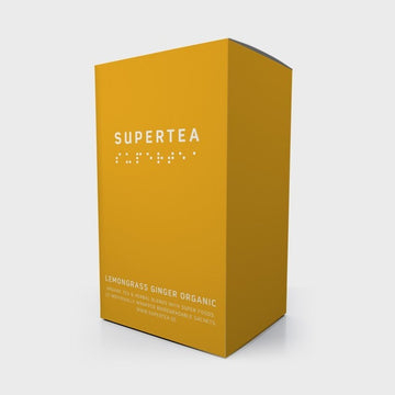 Tea Ministry Herbal Organic Supertea Selection