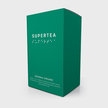 Tea Ministry Super Food Organic Supertea Selection