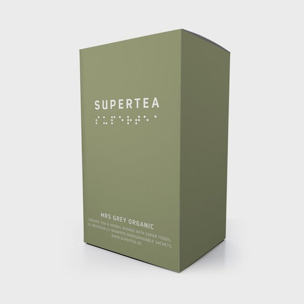 Tea Ministry Mrs Grey Organic Supertea