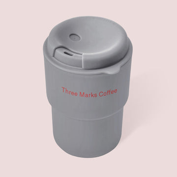 Three Marks Three Marks Portable Drinks Cup