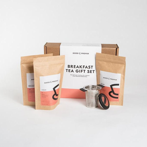 Good & Proper Tea Good & Proper Breakfast Tea Gift Set