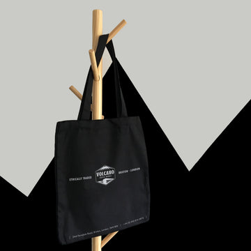 Volcano Coffee Works Volcano Canvas Long Life Tote Bag