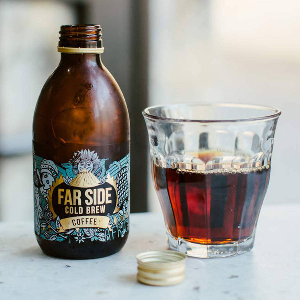 Far Side Peru And Rwanda Cold Brew Coffee Variety Pack