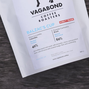 Vagabond Direct Trade Balzac's Cup Coffee Blend