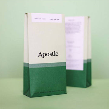 Apostle Ippikins Rock Organic Single Origin Coffee