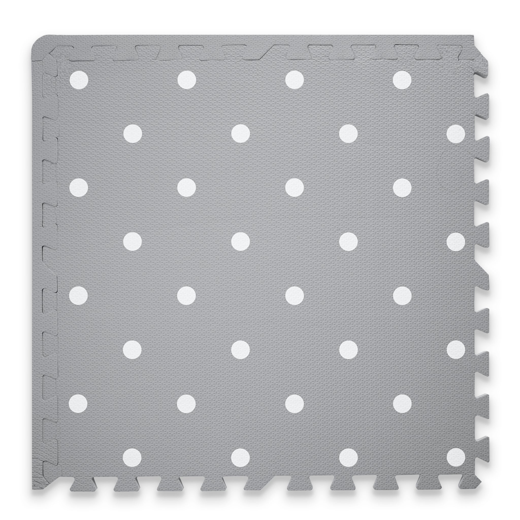SOLD OUT Circle Playmat Set in Grey