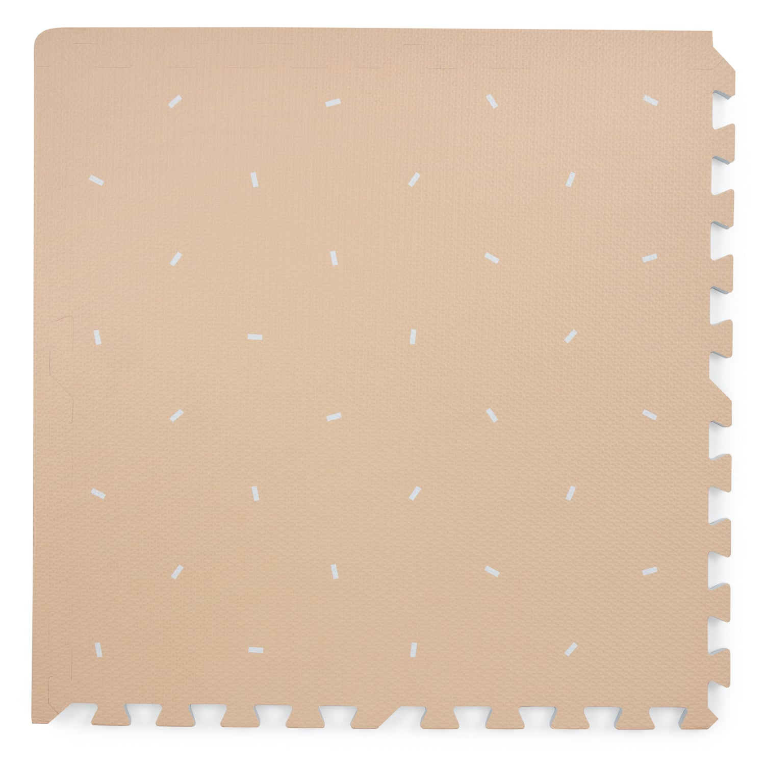 NEW Confetti Playmat Set in Sand