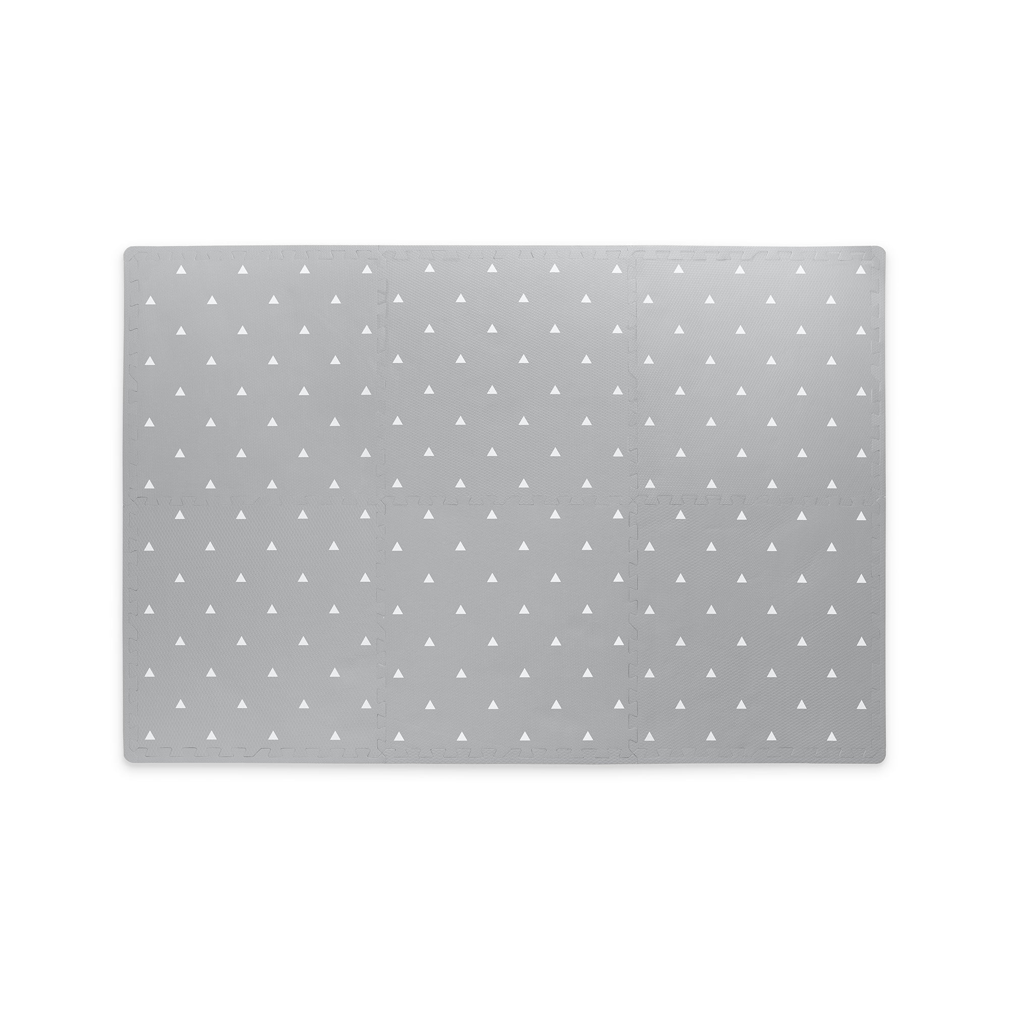 OUTLET Triangle Playmat Set in Grey