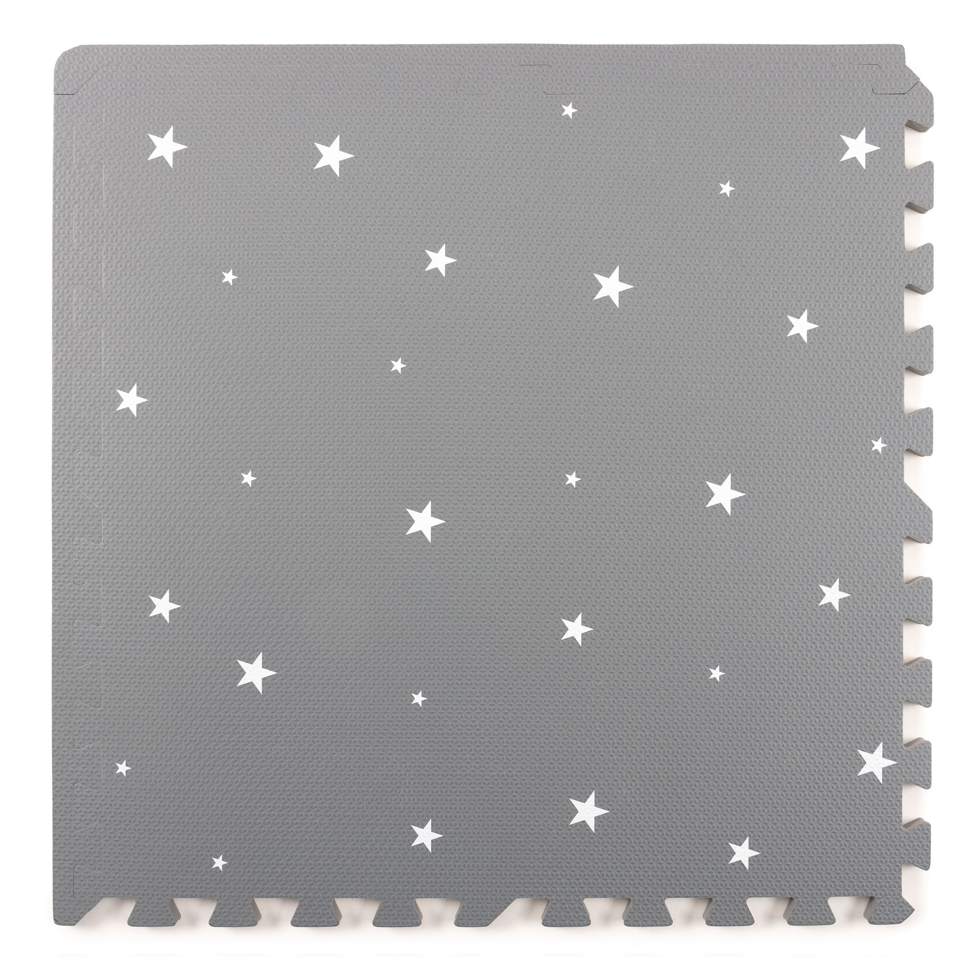 OUTLET Star Playmat Set in Grey