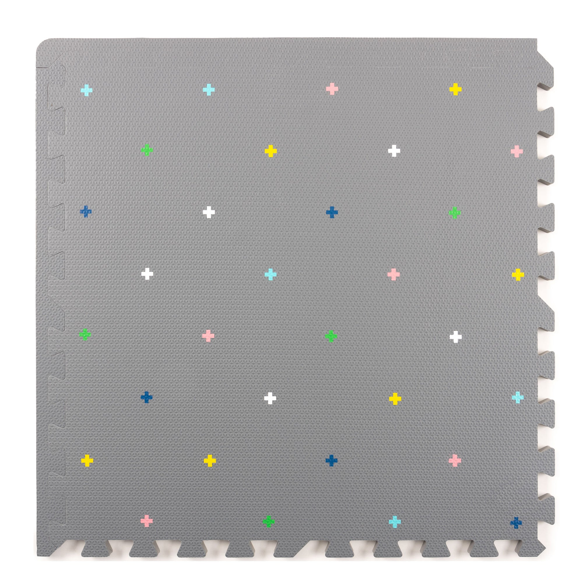 SOLD OUT Mini Cross Playmat Set in Multicolour