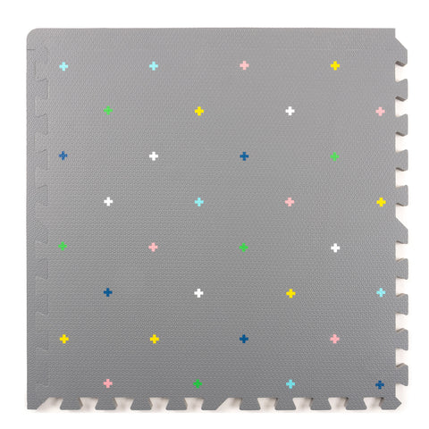 Mini Cross Playmat Set in Multicolour