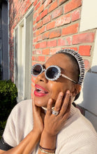 Load image into Gallery viewer, DIVA BLING SUNGLASSES