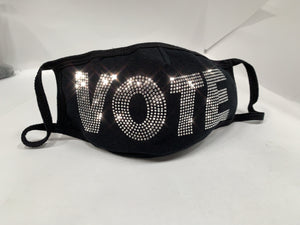 BLING VOTE MASK