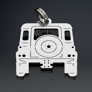 Land Rover Defender Keyring