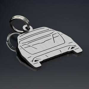 Honda Civic Type R FN2 Keyring