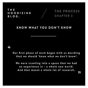 The Process - Chapter 3 - Know What You Don't Know