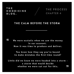 The Process - Chapter 4 - The Calm Before The Storm
