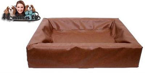 BIA BED HONDENMAND BRUIN BIA-45 45X45X12 CM