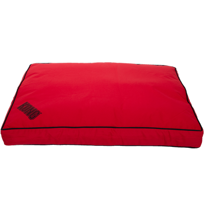 Kong Rectangle Beds Medium, Rood