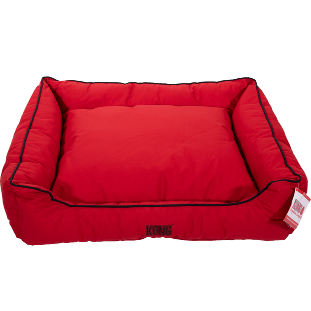 Kong Lounger Beds X-Large, Red