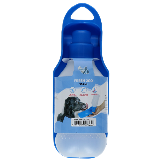 CoolPets Fresh 2GO Water Drinkfles 300 ml