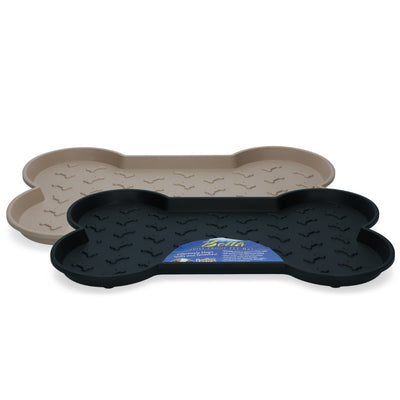 Bella Spill-Proof Dog Mat Zwart