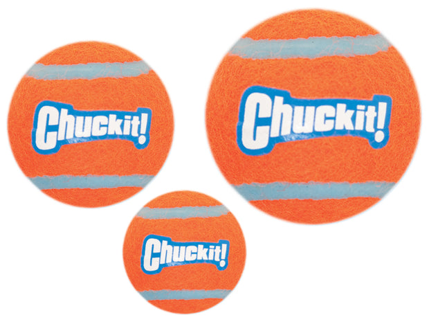Chuckit Tennis Ball M 6 cm 4 Pack