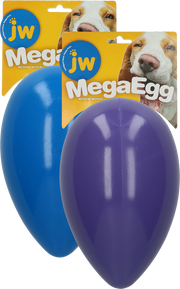 JW Mega Eggs Medium blauw