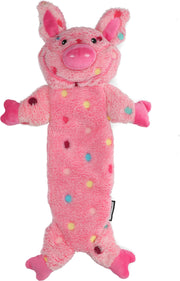 Kong Low Stuff Speckles Pig Lg