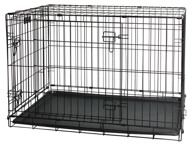 Pawise Wire Dog Crate S