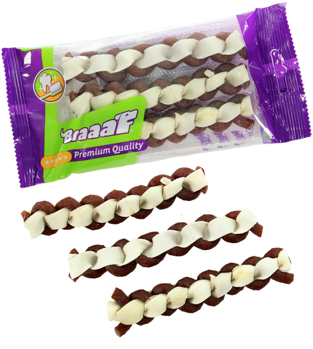 Braaaf Twister Double (3 pcs)