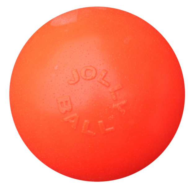 Jolly Ball Bounce-n Play 20cm Oranje (Vanillegeur)