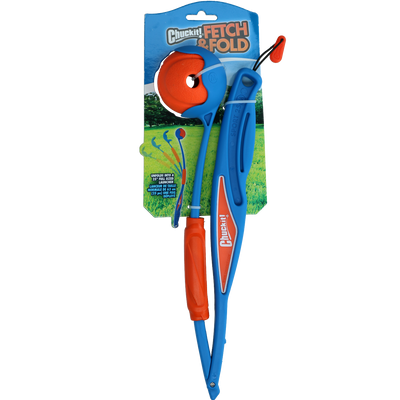 Chuckit Fetch & fold launcher