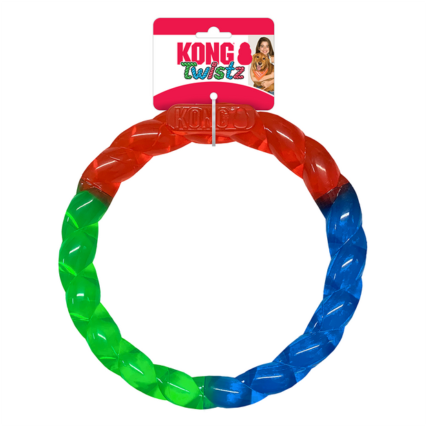 KONG Twistz Ring Sm